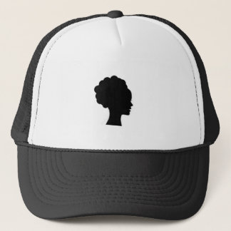 Afro Natural Trucker Hat