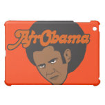 Afro Obama iPad Mini Cases
