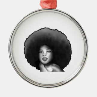Afro Ornament