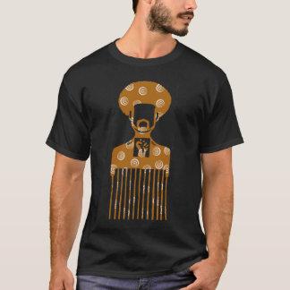 AFRO PICK W/ WHITE POP T-Shirt