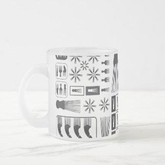 Afro Puff Mug
