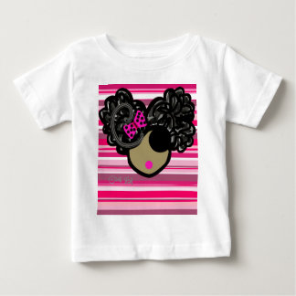 Afro Puffs Infant T-shirt
