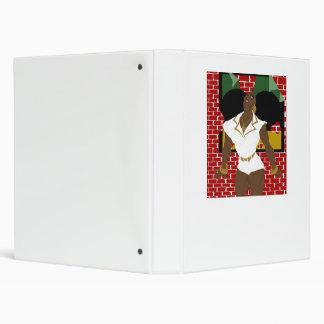 Afro Puffs Pinups 4 (Sketchbook Pro) Binder