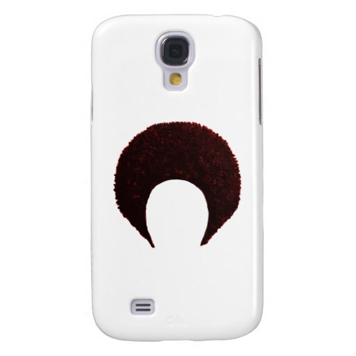 Afro Red The MUSEUM Zazzle Gifts Samsung Galaxy S4 Covers