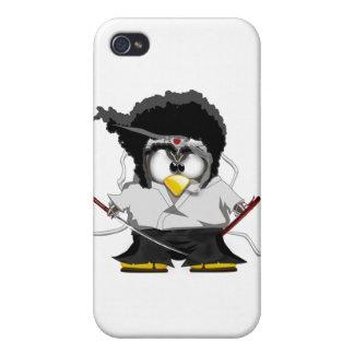 Afro Samurai Tux Cover For iPhone 4