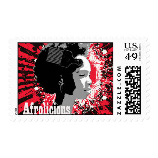Afro Stamps
