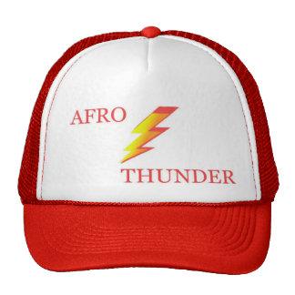 AFRO THUNDER TRUCKER HAT