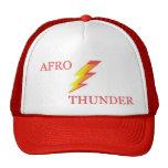AFRO THUNDER TRUCKER HATS