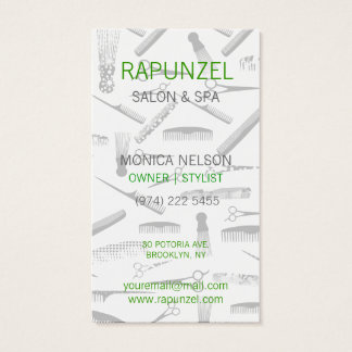 AFro Trends Business Card