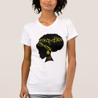 AFRO YELLOW T-Shirt