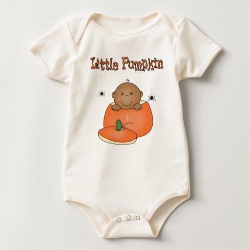 Afroamericano poca calabaza body de bebé