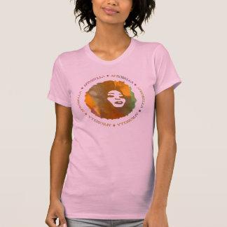 Afrobella In Pink Shirt
