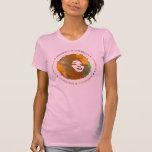 Afrobella In Pink Tshirt