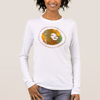 Afrobella Long Sleeve Fitted T-Shirt