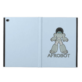 Afrobot - robot con Afro