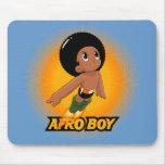 ¡AfroBoy! Alfombrillas De Raton