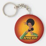 ¡AfroBoy! Llaveros