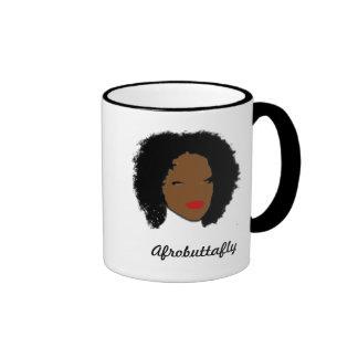 Afrobuttafly Mug