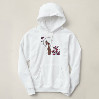 Afrocentric Beauty Hoodie