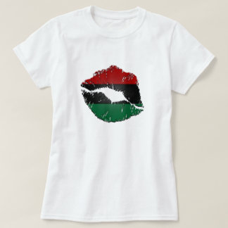 Afrocentric Lips T-Shirt