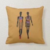 African American Pillows