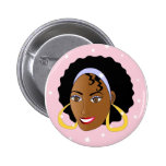 AfroGirl.ai Buttons