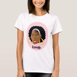 AfroGirl, Lovely T-Shirt