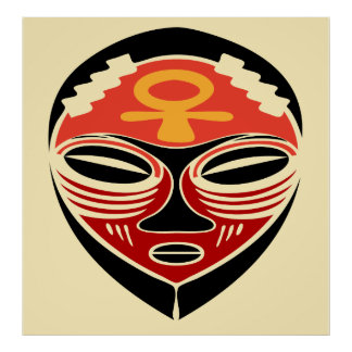 Afroid Print