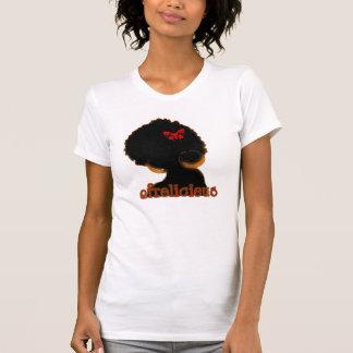 AFROLICIOUS T-SHIRT FOR WOMEN