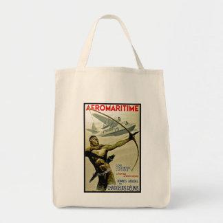 Afromaritime Tote Bag