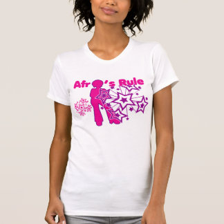 AFRO'S RULE T-SHIRT