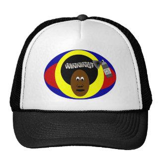 AfroSheen que gana Gorras De Camionero