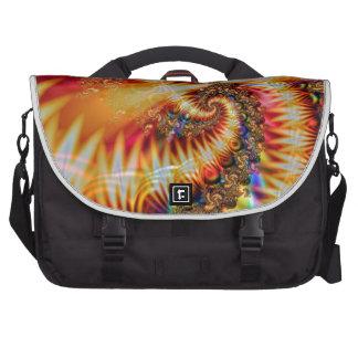 AFS Spiral 813 Fractal Laptop Messenger Bag