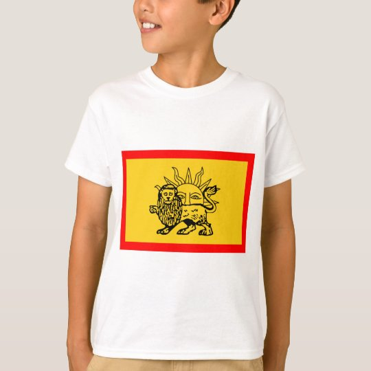 Afsharid Dynasty Flag (1736-1747) T-Shirt