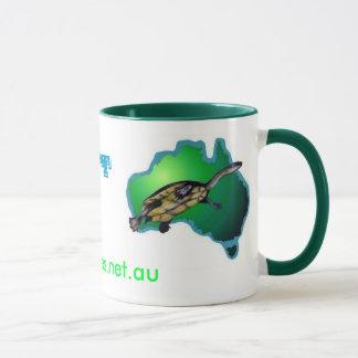 AFT Coffee Mug with Logo 2