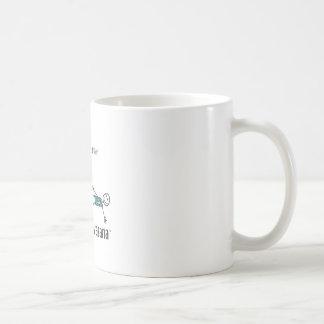 After a Race Coffee Mug