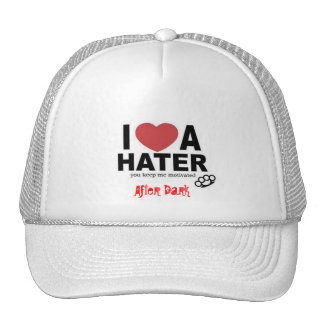 """After Dark """"Hi-Hater"""" Trucker Hat"""