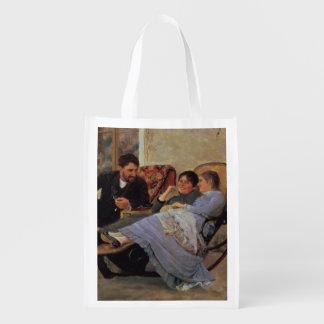 After Dinner, 1888 Grocery Bag