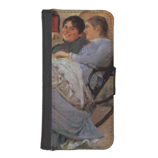 After Dinner, 1888 Phone Wallets