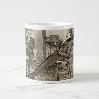 After Dinner 1905 Large Coffee Mug