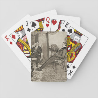 After Dinner 1905 Playing Cards