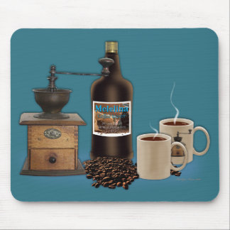 After Dinner Coffee Mouse Pad