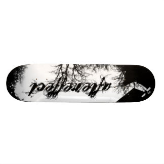 After Effect clothing Skateboard Deck