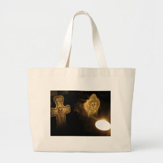 After Fire Large Tote Bag