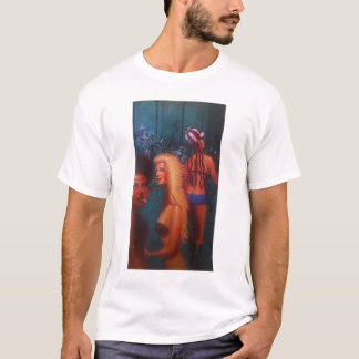 """""""After hours party 7"""" T-Shirt"""