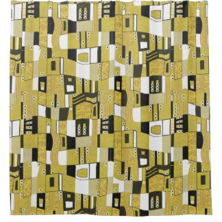 After Klimt Man Shower Curtain
