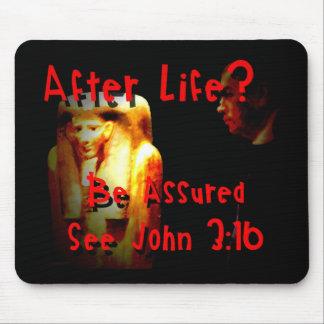 After Life? John 3:16 Mousepad