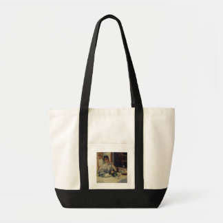 After Lunch at the Moncia, c.1900 Tote Bag