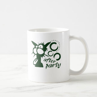 After Party Classic White Coffee Mug