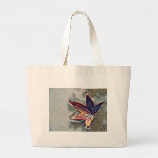 After rain canvas bag